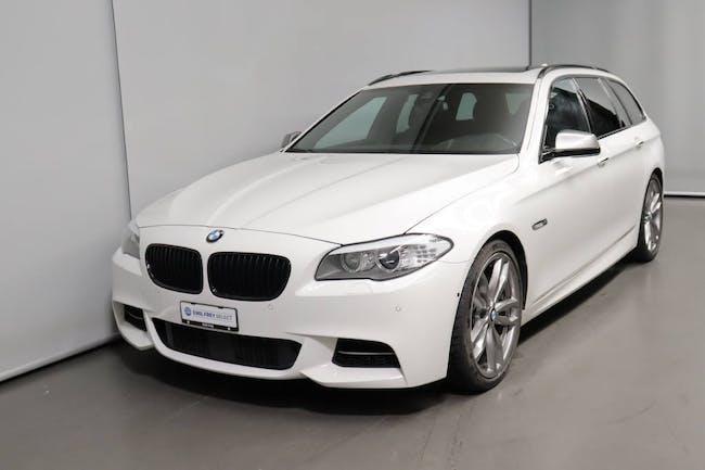 BMW 5er M550d xDrive Touring 112'700 km CHF29'900 - buy on carforyou.ch - 1