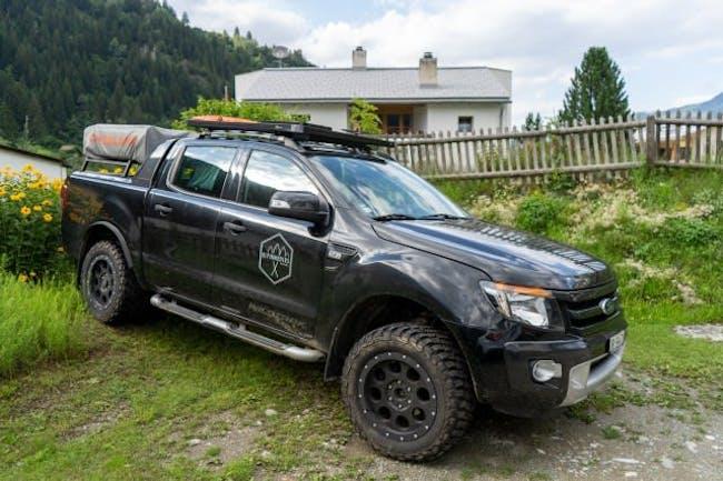 Ford Ranger Wildtrak 3.2 TDCi 4x4 106'000 km CHF21'300 - buy on carforyou.ch - 1