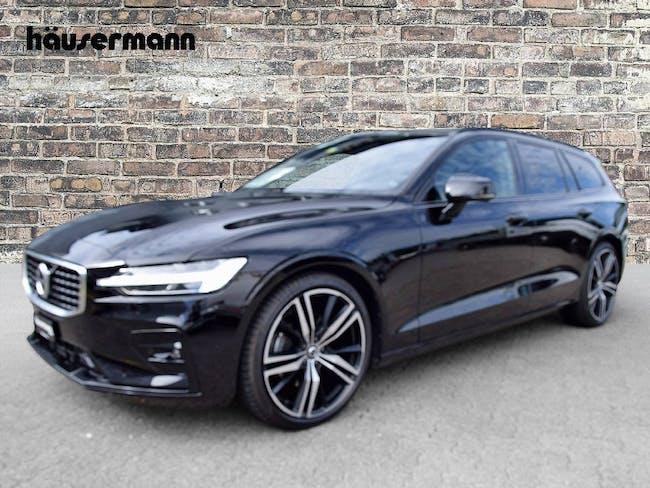 Volvo V60 2.0 D4 R-Design AWD 13'000 km CHF51'900 - buy on carforyou.ch - 1