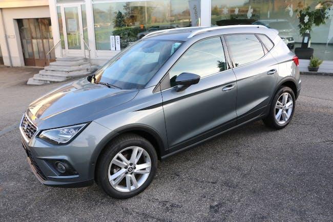 SEAT Arona 1.5 TSI FR 33'500 km CHF23'300 - buy on carforyou.ch - 1