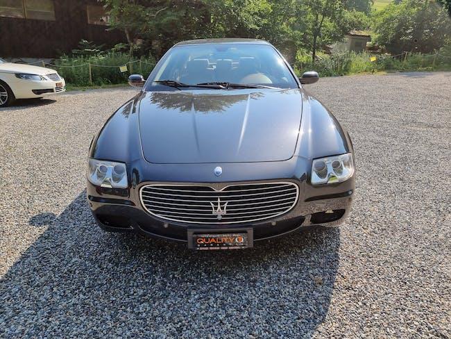 Maserati Quattroporte 4.2 V8 Sport GT Automatica 159'000 km CHF16'500 - buy on carforyou.ch - 1