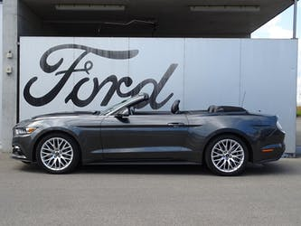 Ford Mustang Cabrio 2.3 EcoBoost 27'900 km CHF39'890 - buy on carforyou.ch - 3
