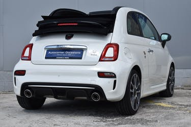 Fiat 500 Abarth 595C 1.4 16V T AbarthTuri 33'500 km CHF21'900 - acquistare su carforyou.ch - 3