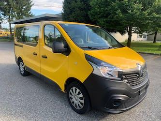 Renault Trafic 1.6 dCi 120 2.9t Acces L1H1 39'734 km CHF15'790 - acheter sur carforyou.ch - 2