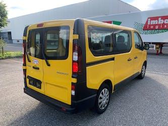 Renault Trafic 1.6 dCi 120 2.9t Acces L1H1 39'734 km CHF15'790 - acheter sur carforyou.ch - 3