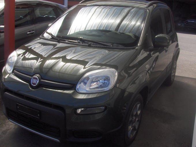Fiat Panda 0.9 Twinair Turbo Pop 4x4 117'000 km CHF8'300 - buy on carforyou.ch - 1