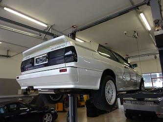 Audi Coupé quattro quattro Turbo Spec. Edit. 133'700 km CHF69'800 - acheter sur carforyou.ch - 3