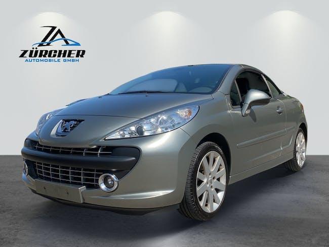 Peugeot 207 CC 1.6 16V Sport 185'000 km CHF2'500 - kaufen auf carforyou.ch - 1