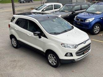Ford EcoSport 1.0 SCTi Titanium S 89'250 km CHF10'900 - acheter sur carforyou.ch - 2