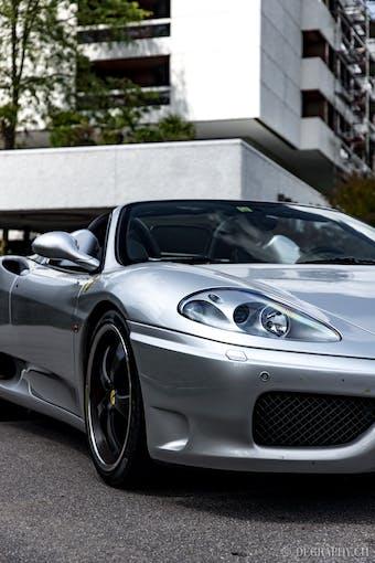 Ferrari 360 F360 Spider 34'500 km CHF77'500 - acquistare su carforyou.ch - 1