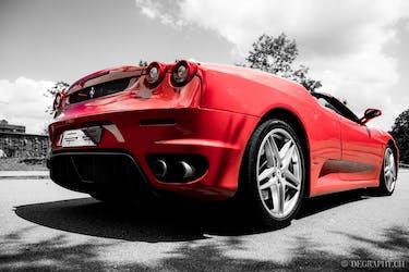 Ferrari F430 Spider 16'500 km CHF139'000 - kaufen auf carforyou.ch - 3