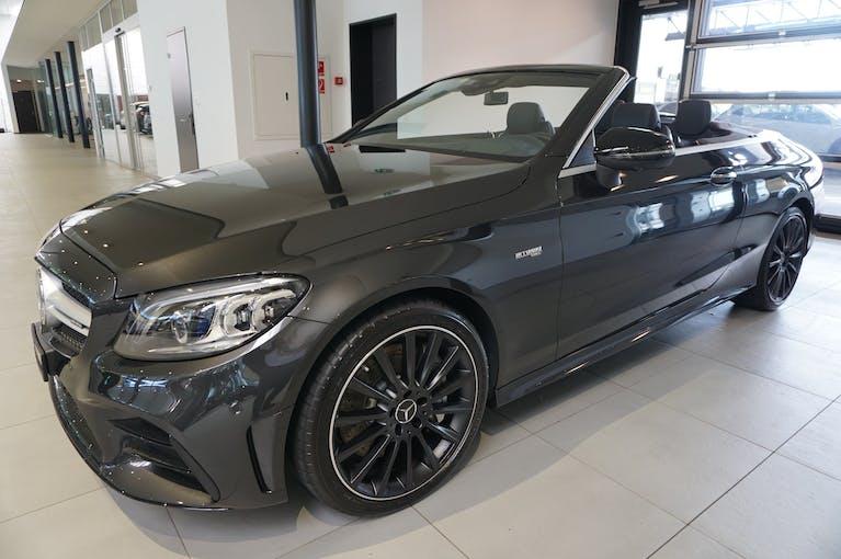 Mercedes-Benz C-Klasse C 43 AMG C 43 Cabriolet AMG 4Matic 9G-Tronic 7'000 km CHF69'500 - buy on carforyou.ch - 1