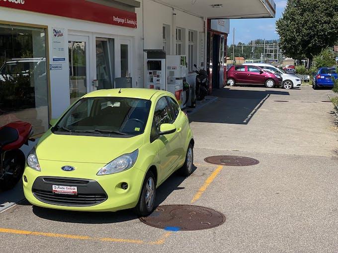 Ford Ka 1.25 Ambiente 104'000 km CHF4'499 - acquistare su carforyou.ch - 1