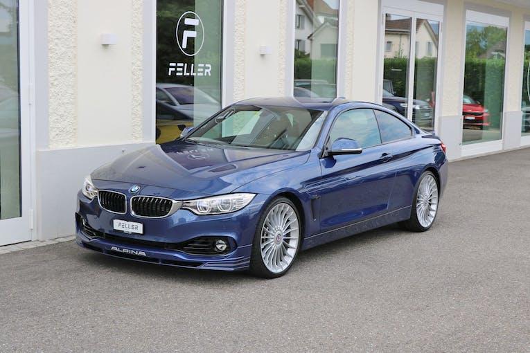 BMW Alpina B4 4 SERIES B4 BiTurbo Coupé 3.0 xDrive Switch-Tronic 112'000 km CHF43'500 - kaufen auf carforyou.ch - 1