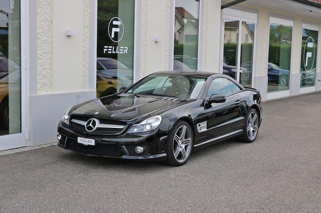 Mercedes-Benz SL 63 AMG Speedshift MCT 100'000 km CHF44'500 - acquistare su carforyou.ch - 1