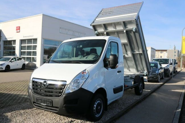 Opel Movano 2.3 CDTI 3.5t L3H1 DB / roues jumelé Heavy Duty 1 km CHF38'000 - kaufen auf carforyou.ch - 1