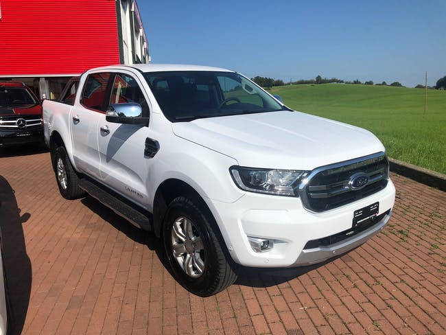 Ford Ranger Limited 2.0 Eco Blue 4x4 A 50 km CHF42'900 - buy on carforyou.ch - 1