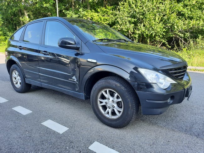 SsangYong Actyon 200 Xdi 4WD Comfort 123'000 km CHF3'900 - kaufen auf carforyou.ch - 1
