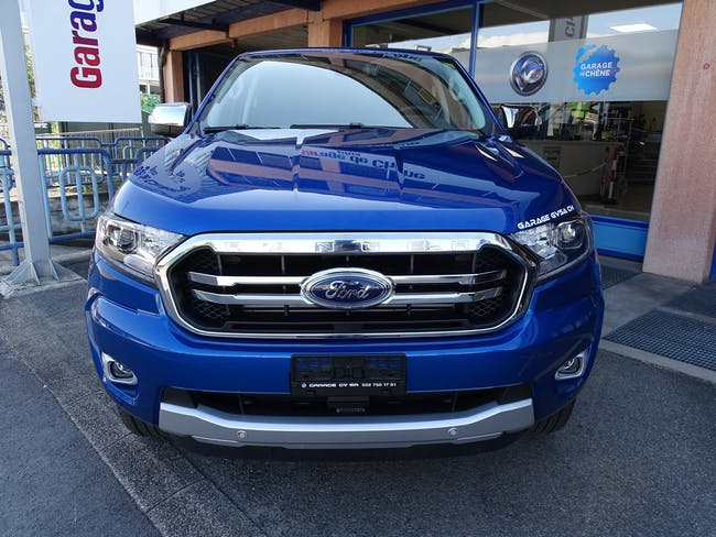 Ford Ranger Limited 2.0 Eco Blue 4x4 A 8'000 km CHF48'600 - buy on carforyou.ch - 1