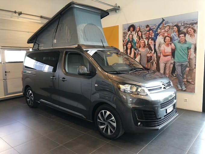 Citroën Campster Possl 2.0 BlueHdi S&S 180CV EAT( 100 km CHF60'500 - kaufen auf carforyou.ch - 1