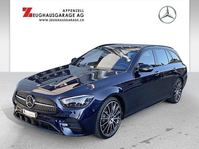Mercedes-Benz E-Klasse E 400 d T 4M AMG Line 100 km CHF106'400 - buy on carforyou.ch - 1