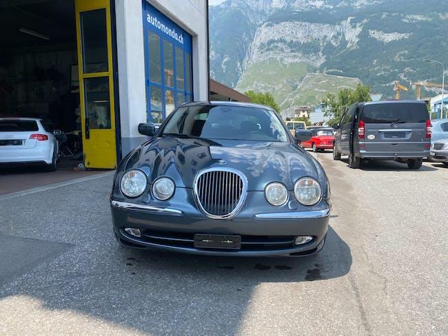 Jaguar S-Type 4.0 V8 78'000 km CHF5'999 - acheter sur carforyou.ch - 1