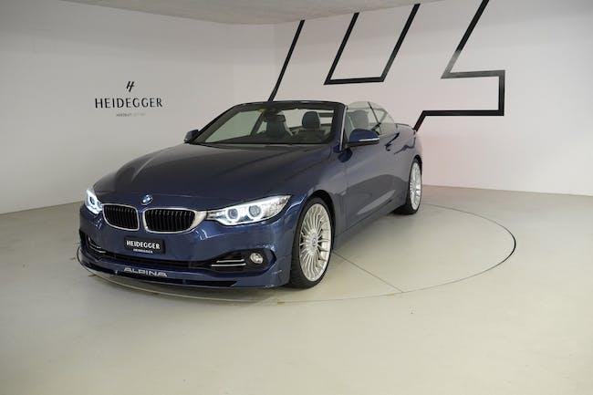 BMW Alpina B4 BiTurbo Cabrio 3.0 Switch-Tronic 78'300 km CHF44'999 - acheter sur carforyou.ch - 1