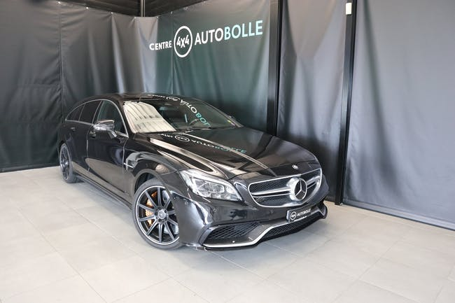 Mercedes-Benz CLS 63 AMG CLS Shooting Brake 63 AMG S 4Matic Speedshift MCT 43'000 km CHF62'900 - buy on carforyou.ch - 1