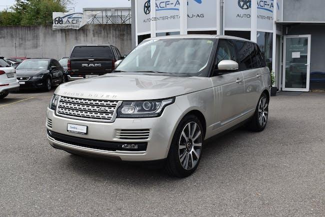 Land Rover Range Rover 3.0 TDV6 Vogue Automatic 113'000 km CHF44'600 - acquistare su carforyou.ch - 1