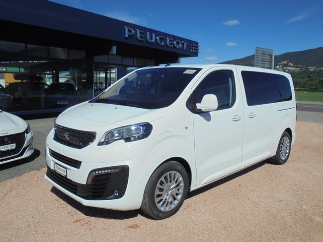 Peugeot Traveller e-Traveller 75 Active Standard 100 km CHF55'800 - acheter sur carforyou.ch - 1