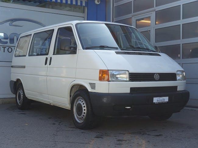 VW T4 1.9TD 233'710 km CHF6'900 - buy on carforyou.ch - 1