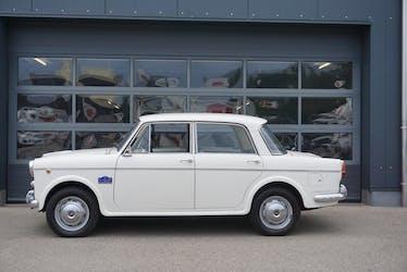 Fiat 1100 Spezial 5'549 km CHF11'900 - kaufen auf carforyou.ch - 2