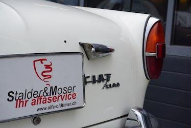 Fiat 1100 Spezial 5'549 km CHF11'900 - kaufen auf carforyou.ch - 3
