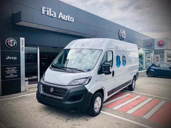 Fiat Ducato -e 35 f.t. 47kWh H2 4035 15 km CHF74'900 - buy on carforyou.ch - 1