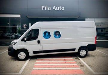 Fiat Ducato -e 35 f.t. 47kWh H2 4035 15 km CHF74'900 - buy on carforyou.ch - 3