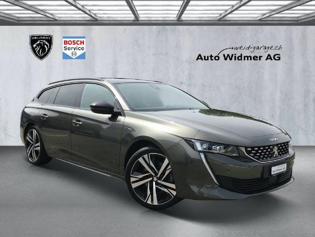 Peugeot 508 · SW GT-Line *Plug-in Hybrid* 19? 15'999 km CHF42'598 - kaufen auf carforyou.ch - 1