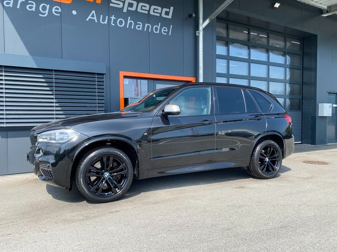 BMW X5 xDrive M50d Steptronic 177'000 km CHF29'990 - buy on carforyou.ch - 1