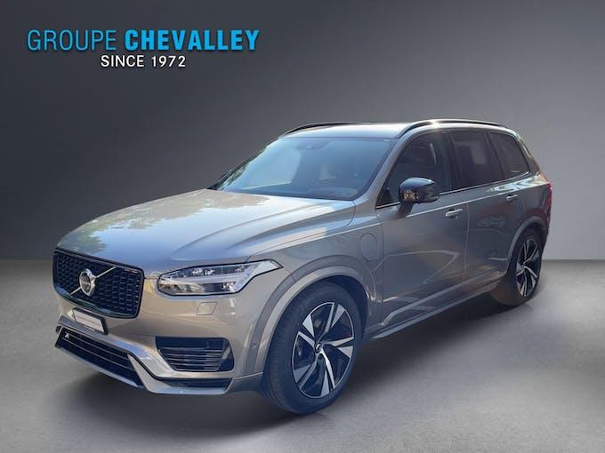Volvo XC90 T8 eAWD R-Design 500 km CHF94'900 - buy on carforyou.ch - 1