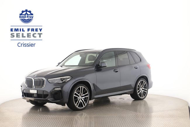 BMW X5 40i xDrive SAG 57'550 km CHF68'000 - buy on carforyou.ch - 1