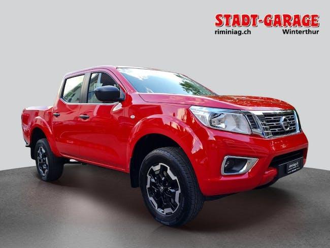 Nissan Navara 2.3 dCi Double Cab Acenta 10 km CHF38'490 - kaufen auf carforyou.ch - 1