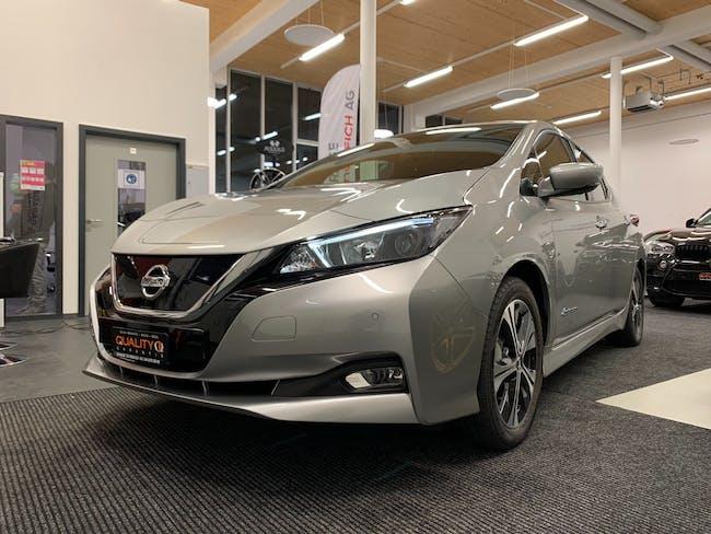 Nissan Leaf N-Connecta (incl. battery) 9'800 km CHF23'900 - buy on carforyou.ch - 1