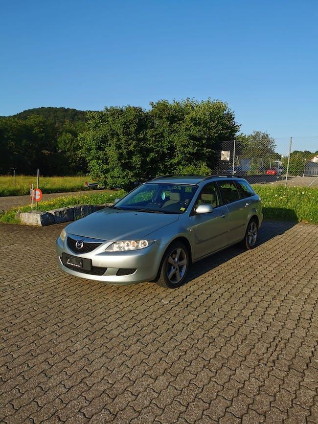 Mazda 6 Station Wagon 2.0 Exclusive 236'765 km CHF890 - kaufen auf carforyou.ch - 1