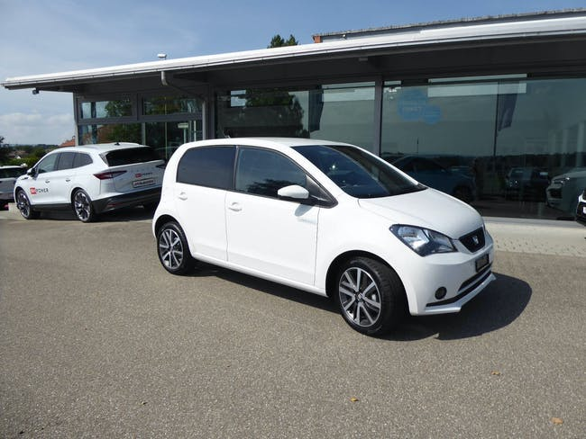 SEAT Mii electric Plus 20 km CHF19'980 - buy on carforyou.ch - 1