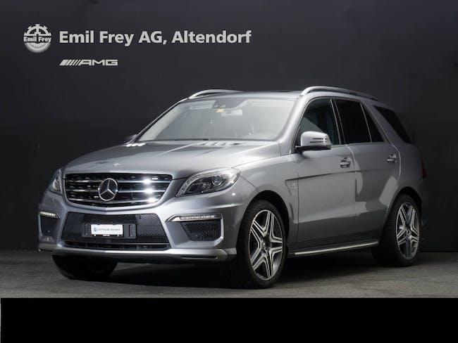 Mercedes-Benz M-Klasse ML 63 AMG V8 97'500 km CHF42'500 - buy on carforyou.ch - 1