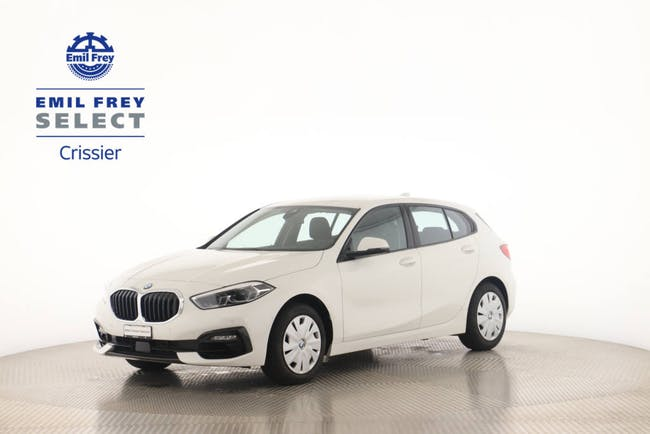 BMW 1er 118i sport-Line 12'285 km CHF35'000 - buy on carforyou.ch - 1