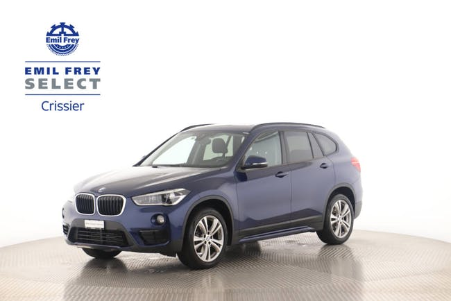 BMW X1 18d xDrive 61'500 km CHF29'000 - buy on carforyou.ch - 1