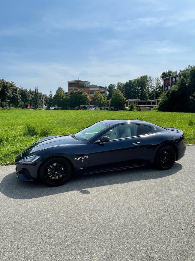 Maserati GranCabrio/Granturismo GranTurismo Sport Automatica 24'950 km CHF106'666 - buy on carforyou.ch - 1