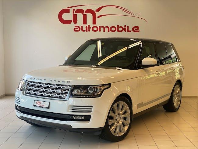 Land Rover Range Rover 4.4 SDV8 Vogue *CH-Fz* 92'000 km CHF55'800 - acquistare su carforyou.ch - 1