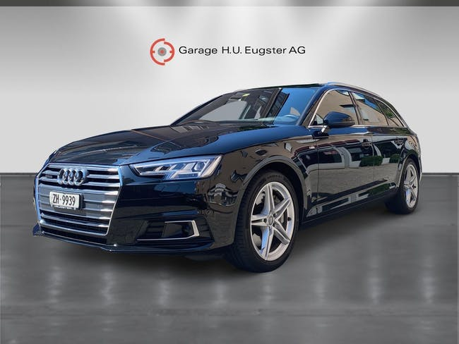 Audi A4 Avant 2.0 TFSI 252PS 4x4 17'000 km CHF45'900 - buy on carforyou.ch - 1