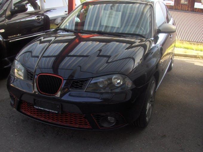 SEAT Ibiza 1.8 20V Turbo FR 263'000 km CHF4'500 - buy on carforyou.ch - 1